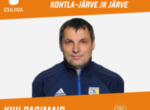 Andrei Škaleta – parim treener aprillis!